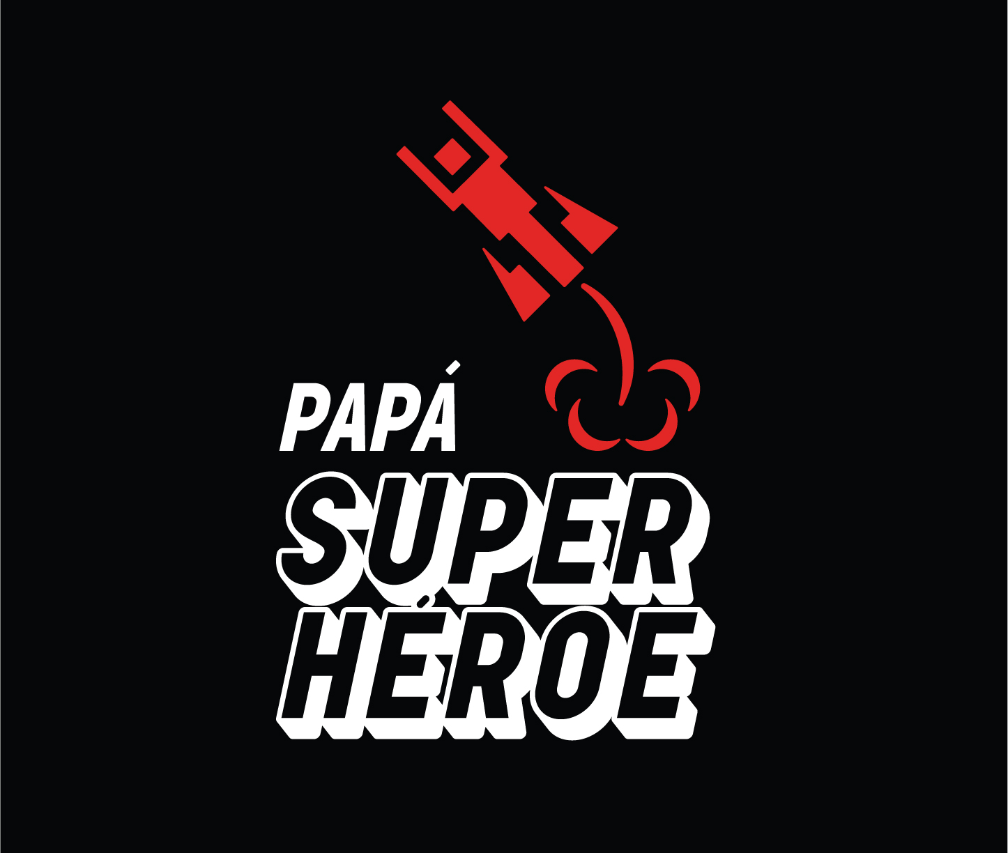 PAPA SUPER HEROE
