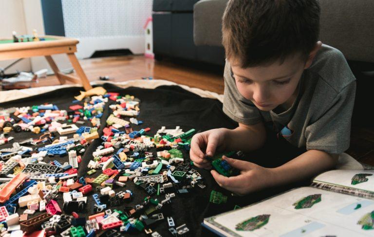 niños creadores